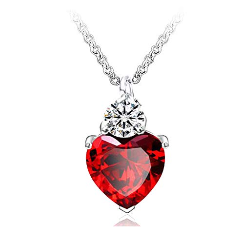 Best valentine necklaces for women  - Our Recommendations