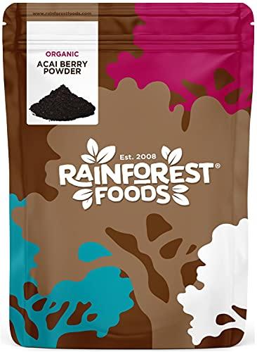 Rainforest Foods Biologische Acai Berry Poeder 400g