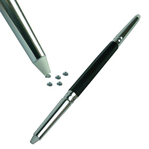 GS-Nails Picker Upper Schwarz + 50 Strasssteine, NailArt Strassapplikator Werkzeug Tool …
