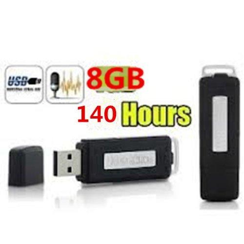 Layen Lynus - Dictáfono (8 GB), plateado
