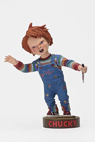 NECA Cuchillo Cabezon Head Knocker 18 cm Chucky, Color (NEC0NC04711)