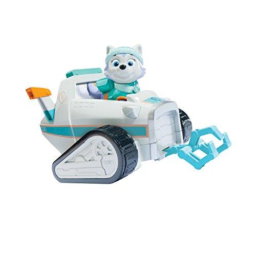Vehículo Everest Patrulla Canina