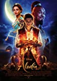 Aladdin – Will Smith – Russian Movie Wall Poster Print