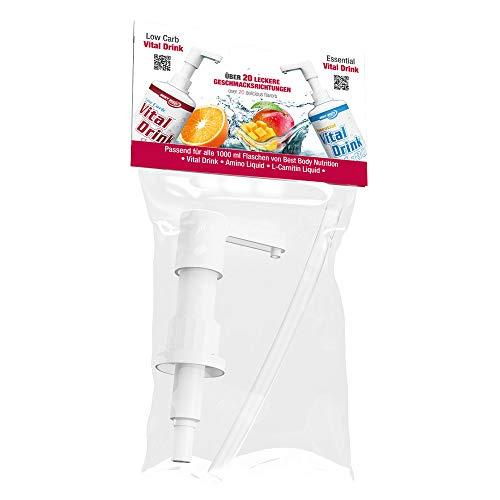 Best Body Nutrition Dosierpumpe für 1000 ml Flaschen, 1 Stück