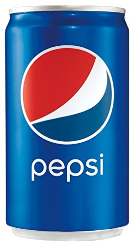 Pepsi, 7.5 Ounce Mini Cans, 24 Pack(Packaging may vary)