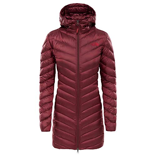 THE NORTH FACE Damen Parka Trevail, Fig, XL, T93BRK3YE