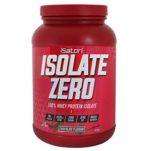 iSatori Isolate Zero 900 g. Chocolate, 100% Whey Protein Isolate