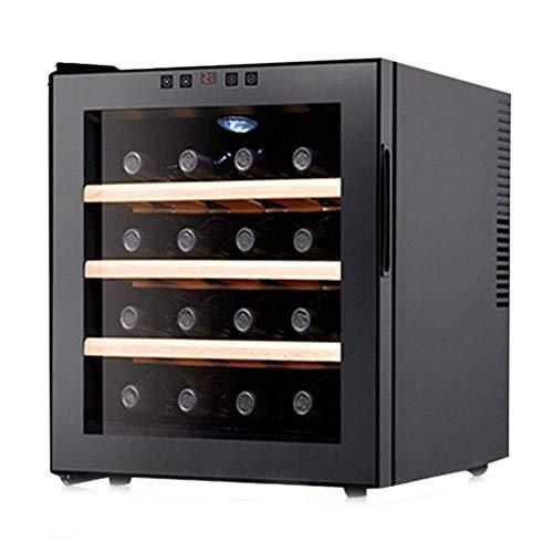 CHENMAO Temperatura Constante gabinete del Vino, del hogar Mini electrónicos empotrados Hielo pequeño Bar Nevera Congelador conservación de Alimentos Gabinete