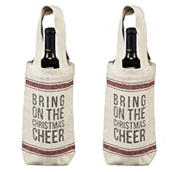 Our 20 Favorite Christmas Wine Bottle Bags And Holders Aspiring Winos