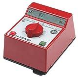 LGB 51079 elektronischer Fahrregler 5A – L51079, Profi-Steuergerät Gartenbahn, analog, viele Funktionen, Zubehör, Spur G