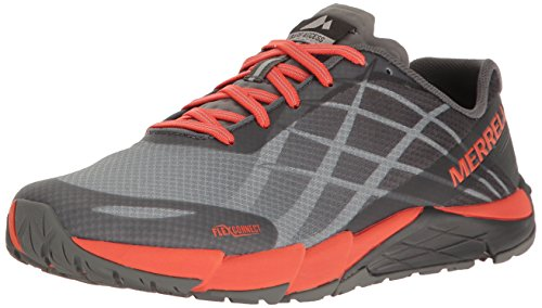 Merrell Women's Bare Access Flex Trail Runner, Paloma, 8 M US