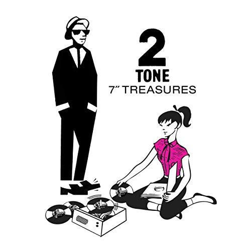 Two Tone 7' Treasures [VINYL]