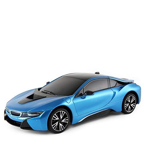 Fernbedienung Auto, Kinder Elektro-Auto, Sportwagen Spielzeug, Kinderspielzeug, Kinder ferngesteuertes Auto (Color : A)