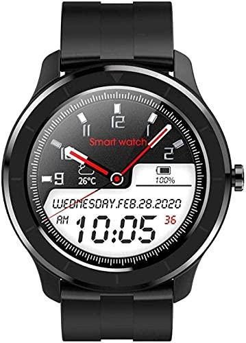 Hombres s reloj inteligente pulsera multideporte modo personalizado dial sueño monitoreo deportes podómetro reloj hombres s padre regalo