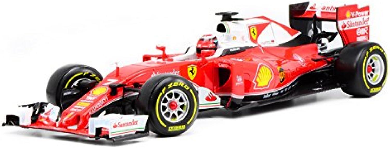 Bburago 1 18 Ferrari F1 2016   7 Kimi Raikkonen