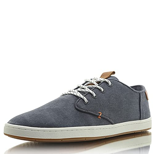 Hub Chucker 2.0 C06 Men Navy/Off White/Dark Gum, Größe:45