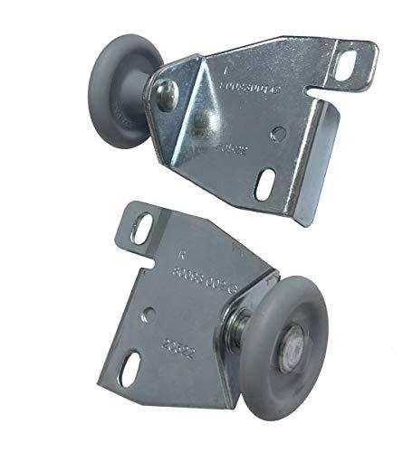 Novoferm Laufrolle Rollenhalter Schwingtor K 80093001 und 80093002 links rechts SET Rollenbock