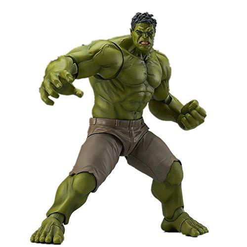 17cm Hulk Actionfiguren The Avenger Super Heroes 271# Figma PVC Anime Figürchen Spielzeug Für Kinder Weihnachtsgeschenke Statue Modell Hulk