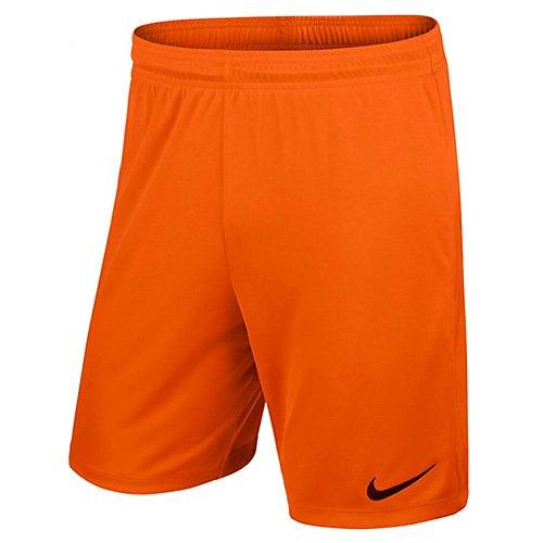 Nike Kinder Park II Knit Shorts ohne Innenslip,orange(Safety Orange/Black),L