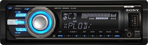 Sony CDX-GT 630 UI MP3-CD-Tuner (Front USB, Front AUX, Apple iPod kompatibel) schwarz