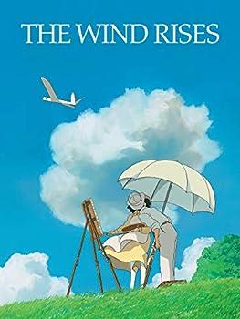 The Wind Rises  English Language