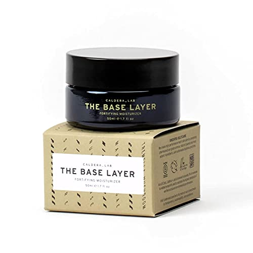 Caldera + Lab The Base Layer Face Moisturizer – MADE SAFE Certified, Vegan, Hydrating and Organic Face Cream with Antioxidant Care