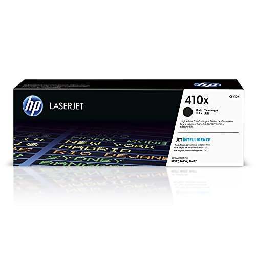 HP 410X | CF410X | Toner-Cartridge | Black ...