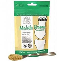 Dog Health Supplement - for joint comfort, mobility and development of strong bones.