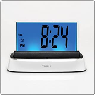Moshi Voice-Activated Talking Alarm Clock - Full Original Size