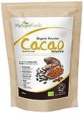 MySuperFoods Cacao Orgánico en Polvo 200g, Fuente Natural de Potasio