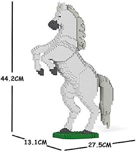 JECKA Animal Building Blocks for Kidults Horse 03S-M02
