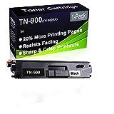 Cartuccia di toner per stampante laser ad alta capacità, compatibile HL-L9200 HL-L9300, di ricambio per stampante Brother TN-900 (TN-900BK), confezione da 1