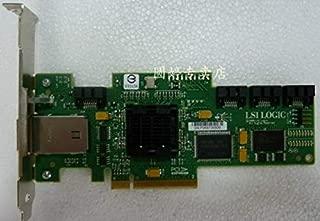 Calvas Avago LSI SAS 3444E-R 8 port HBA JBOD SFF8088 SATA x4 MiniSAS 3Gb PCI-E X8 Controller Card