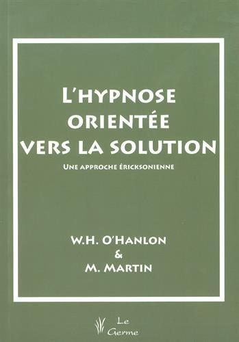 L'hypnose orientée vers la solution