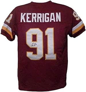 Ryan Kerrigan Signed Jersey - Red XL Red 11960 - JSA Certified - Autographed NFL Jerseys