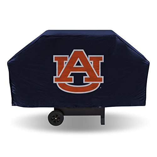 NCAA Rico Industries Vinyl Grill Cover, Auburn Tigers