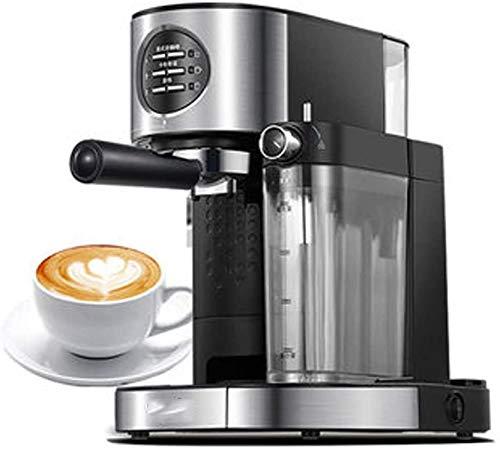 Domestic koffiemachines, Italiaanse koffie machine thuis kleine gevulde semi-automatische one-button buitensporige schuim kantoor commercieel één druk op de knop 15bar WKY