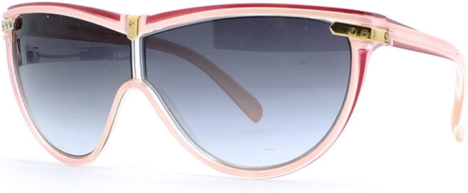 Christian Latour 5510 30 Red and White Authentic Women Vintage Sunglasses