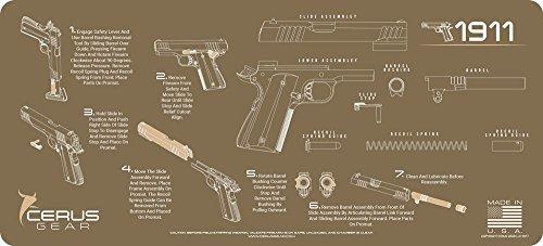 Cerus Gear 1911 Promat, Coyote Tan