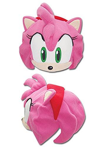 Great Eastern Sonic The Hedgehog Series: Amy Fleece Cap