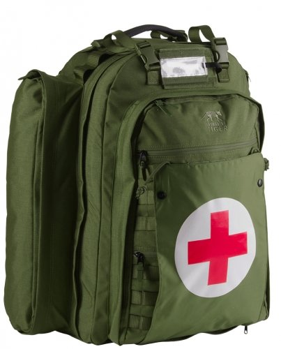 Tasmanian Tiger TT First Responder 2 (Green), 22 x 15 x 9.5
