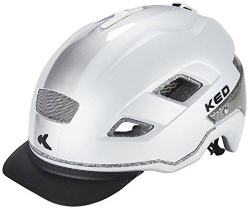 KED Berlin Kopfumfang M 52-58 cm Pearl Silver