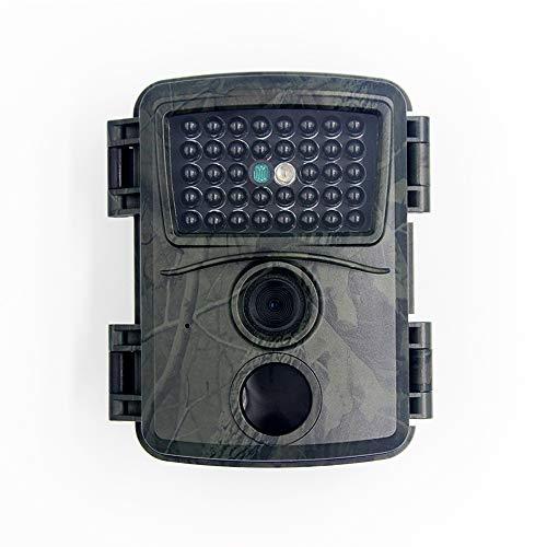 Blusea 12MP 1080P Wildkamera 38 Stück 940 nm Schwarze Lichter 10M Nachtsicht und IP54 Wasserdicht Jagdkamera