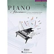 Level 5 - Lesson Book: Piano Adventures (The Basic Piano Method)