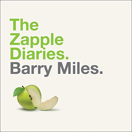 The Zapple Diaries audiobook cover art