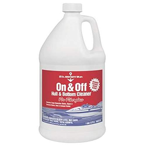 Marykate on et Off–Hull et bas 1Gallon Aspirateur