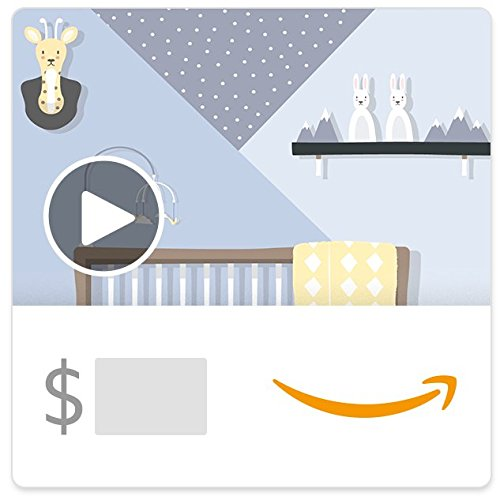Amazon eGift Card - Baby's Nursery (Animated)