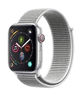 AppleWatch Series4 (GPS+Cellular) con caja de 44mm de aluminio en plata y correa Loop deportiva en color nácar (B07K1QCRKV) | Amazon price tracker / tracking, Amazon price history charts, Amazon price watches, Amazon price drop alerts