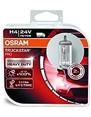 OSRAM 64196TSP TRUCKSTAR PRO, H4, halogeen koplamp, Duo Box (2 lampen)