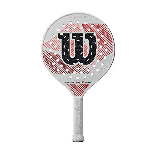 Wilson Steam Lite Gruuv Platform Tennis Paddle